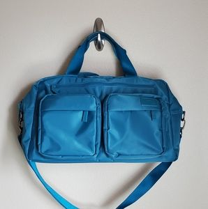 Lipault overnight bag.